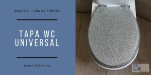 mejores tapa wc universal